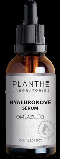 Hyaluronové sérum omlazující PLANTHÉ Laboratories, 50 ml