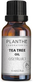 Tea tree oil použití na pleť, obličej – česká kosmetika PLANTHÉ Laboratories